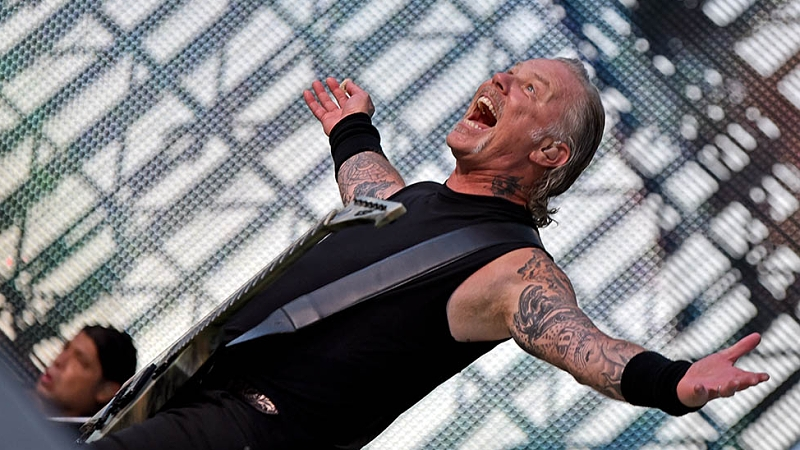 Metallica, James Hetfield
