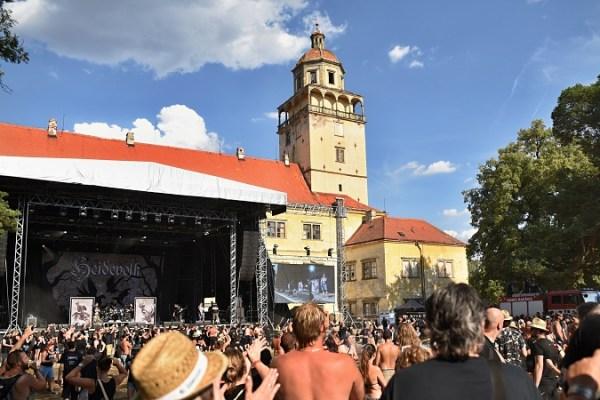 Zámek a festivalový areál, Moravský Krumlov
