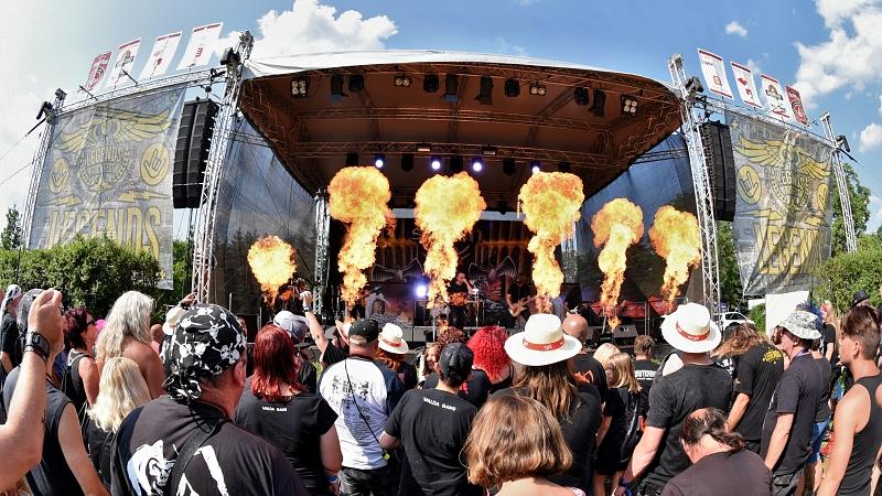 The Legends Rock Fest Hořice, Seven
