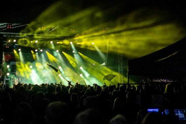 Rockfest Pohořelice, stage / foto: Petr Dio