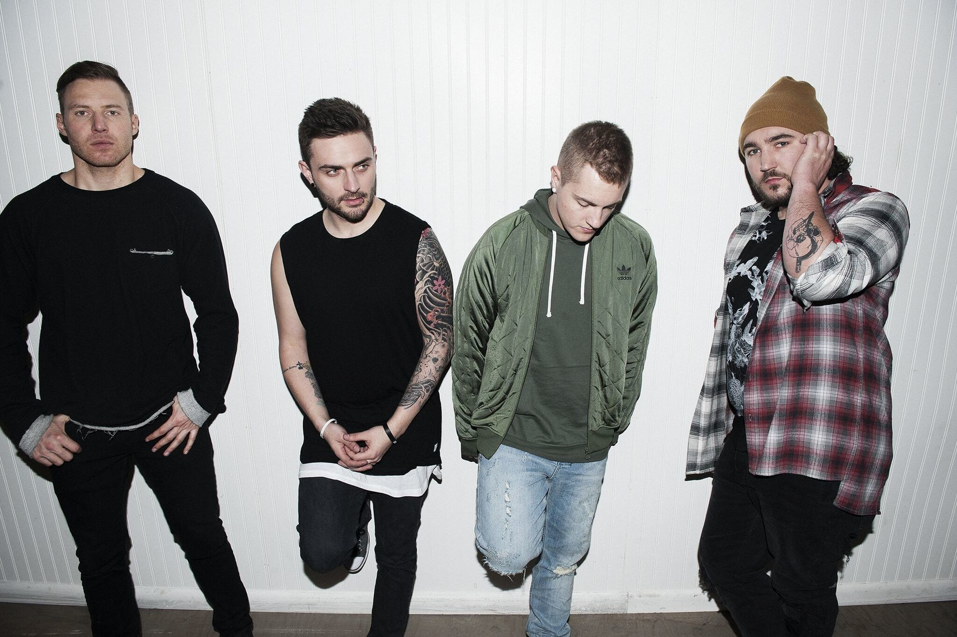 I Prevail Have Announced Their New Album, And Have Set A Challenge To Get Their First Single