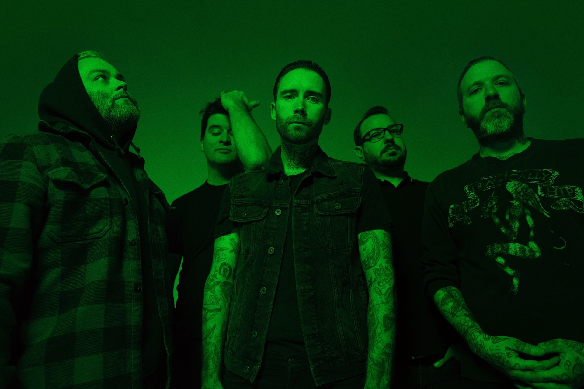 Alexisonfire Just Dropped Their First New Music In Nine Years + Announced A Tour