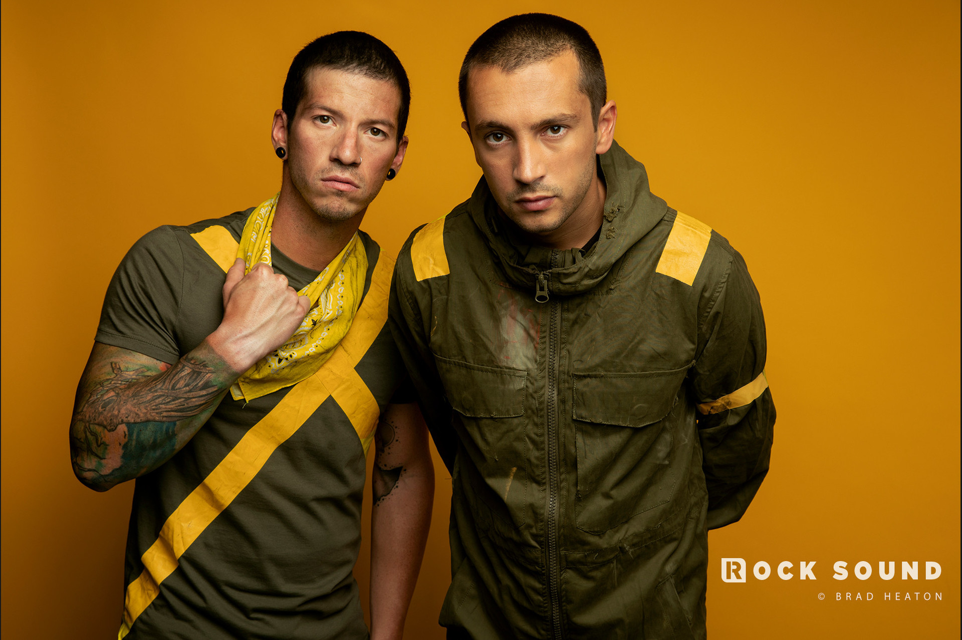 Twenty One Pilots Have Been Announced As The Headliner For Lollapalooza Paris