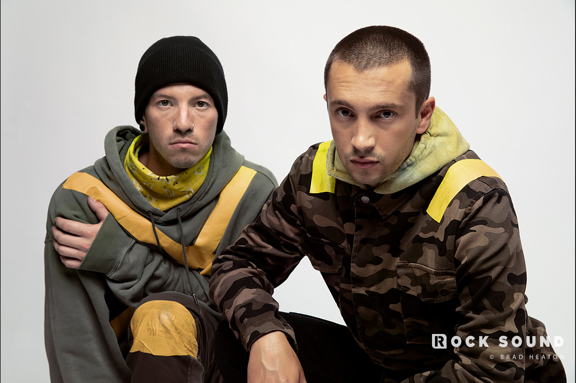 Twenty One Pilots Are Teasing Something For Tomorrow