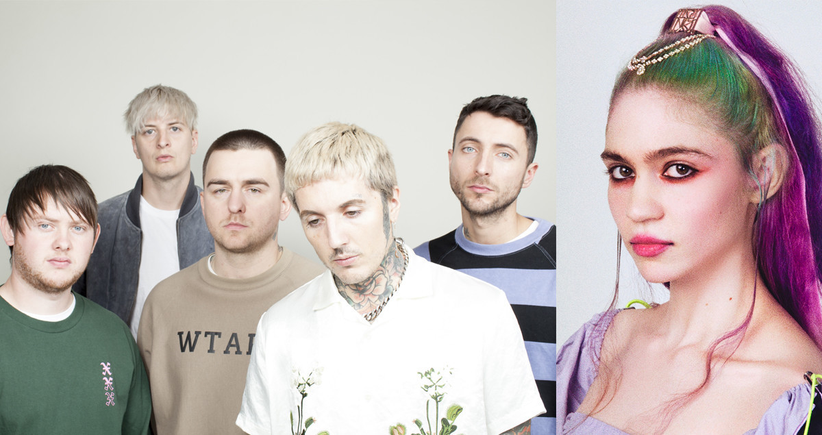 Check Out Bring Me The Horizon's Brand New Song, Featuring Grimes