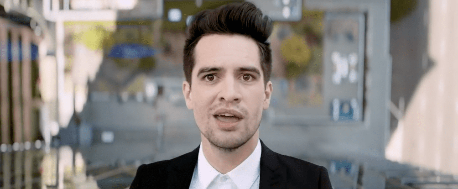 Panic! At The Disco's 'high Hopes' Just Reached A New Peak Chart Position, Making History
