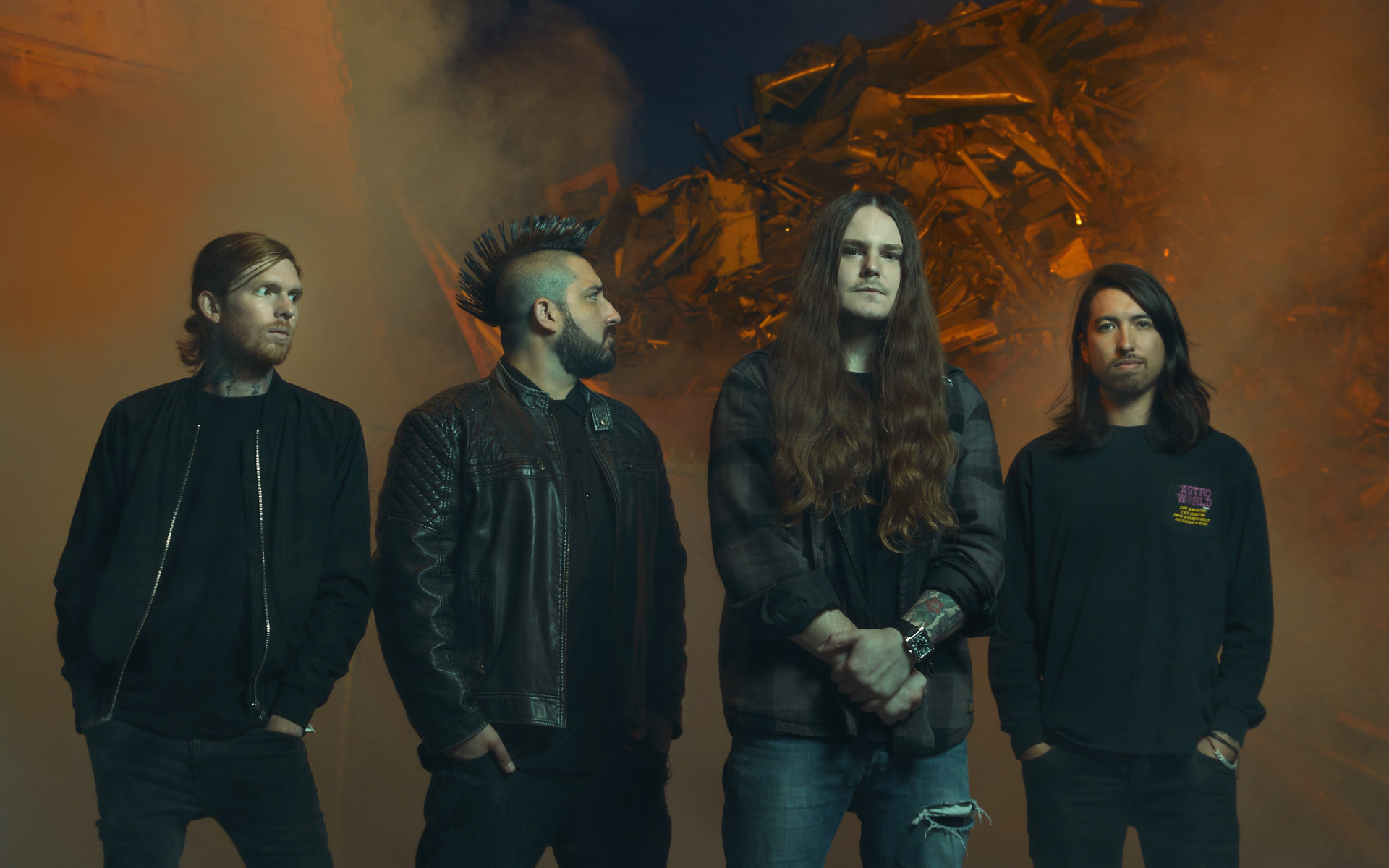 Of Mice & Men Have Dropped A Heavy New Track