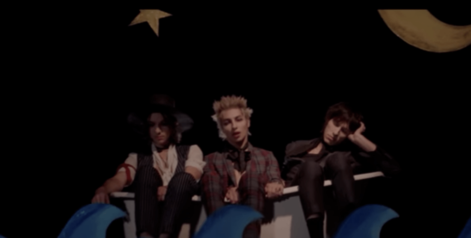 Check Out Palaye Royale's Brand New Video For 'dying In A Hot Tub' Here