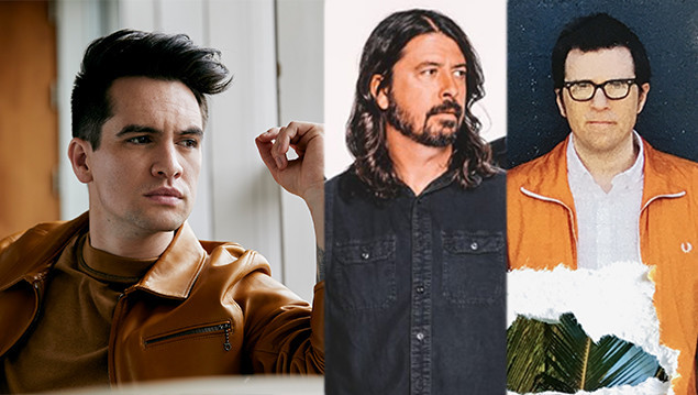Panic! At The Disco, Foo Fighters & Weezer Announced For Rock In Rio Festival