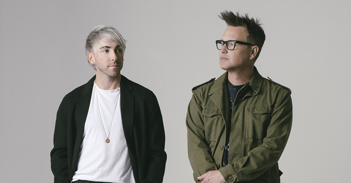 Mark Hoppus + Alex Gaskarth's New Band Simple Creatures Just Dropped A Brand New Track