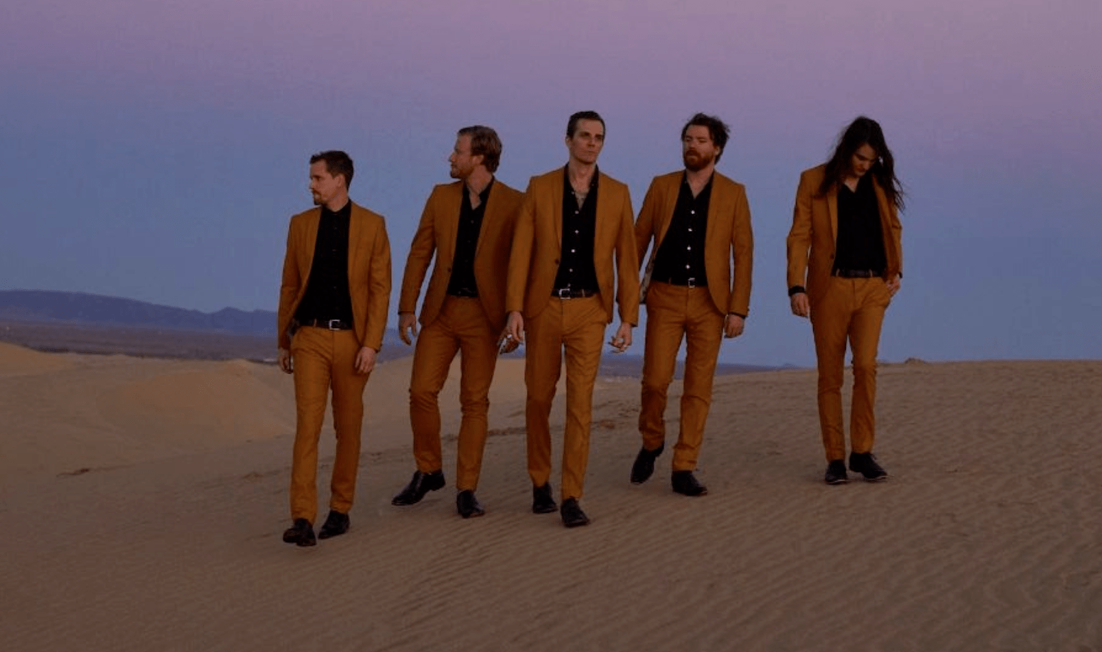 Everything You Need To Know About The Maine's New Album, Plus Listen To Their Brand New Single