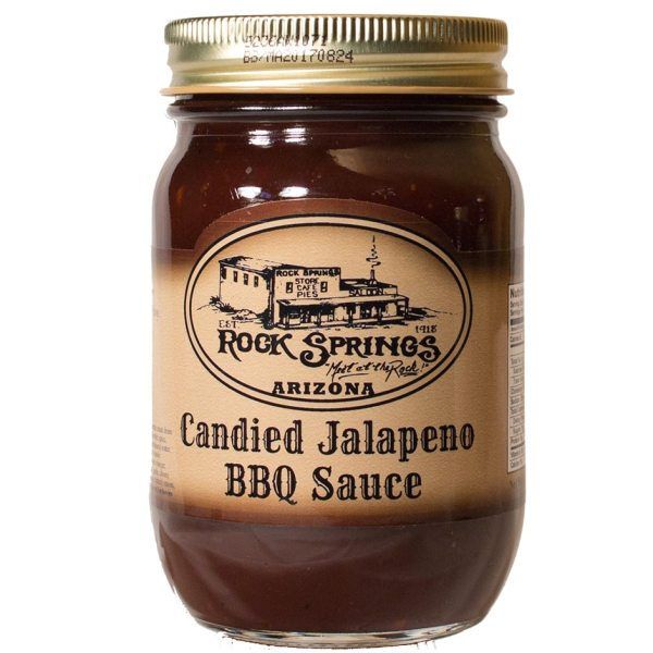 Delicious Candied Jalapeño BBQ sauce , Yummy!