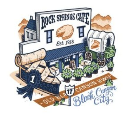 Rock Springs Cafe Named As One Of Arizonas Iconic