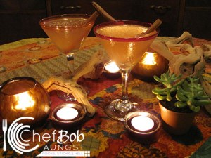 #CBSignature Fall'tini Harvest Martini Recipe