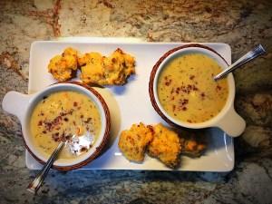 Seafood Chowder, Gluten Free & Dairy Free