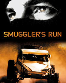 Jaquette Smuggler's Run