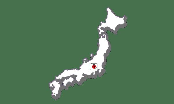 Map Rockstar Japan