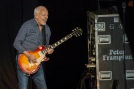 Peter Frampton @ The Budweiser Stage in Toronto