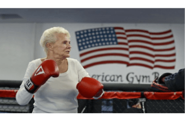 Dee Nouhan Rock Steady Boxing Parkinsons Disease