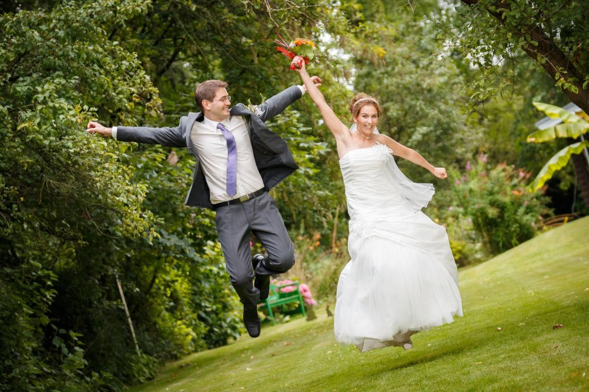 Hochzeitsshooting Einstellungen