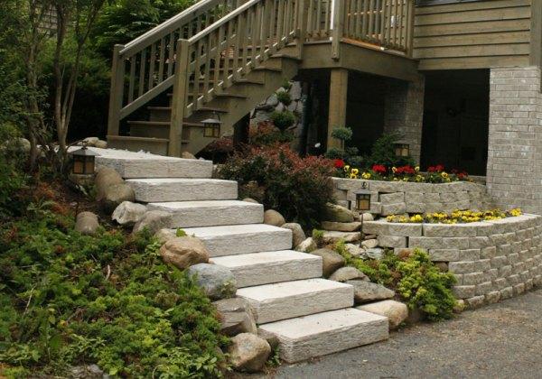 rocksteps lightweight stone steps