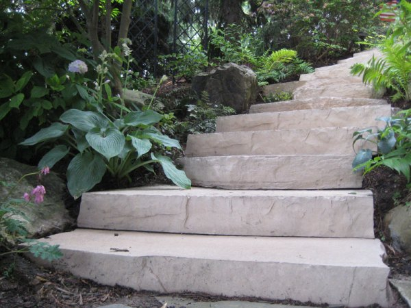 landscaping stone rockstep
