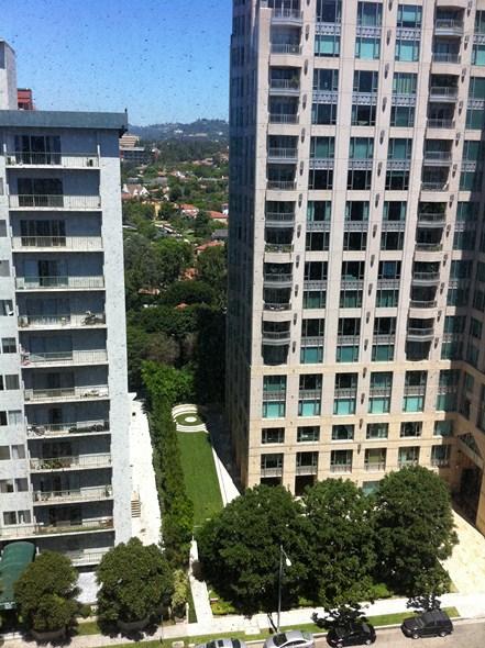 HotelResort Review Hotel Palomar Los Angeles a Kimpton Hotel  Westwood California
