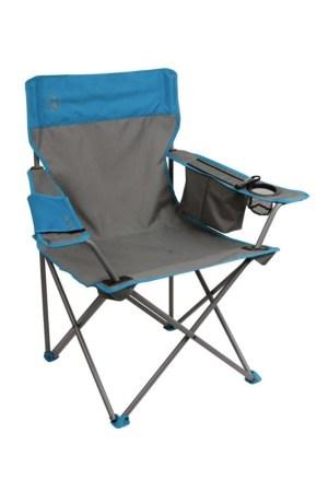 Mesas y Sillas, Camping