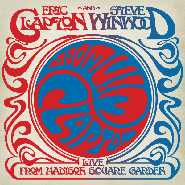 Live from Madison Square Garden (ERIC CLAPTON & STEVE WINWOOD)