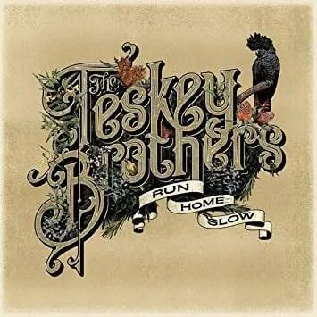 Resultado de imagen de The Teskey Brothers - Run Home Slow