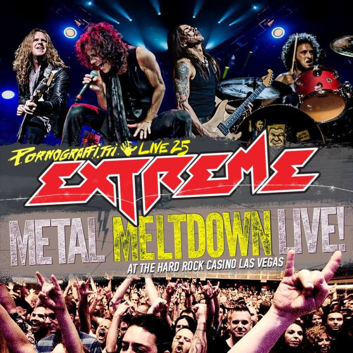 Extreme - Metal Meltdown Live