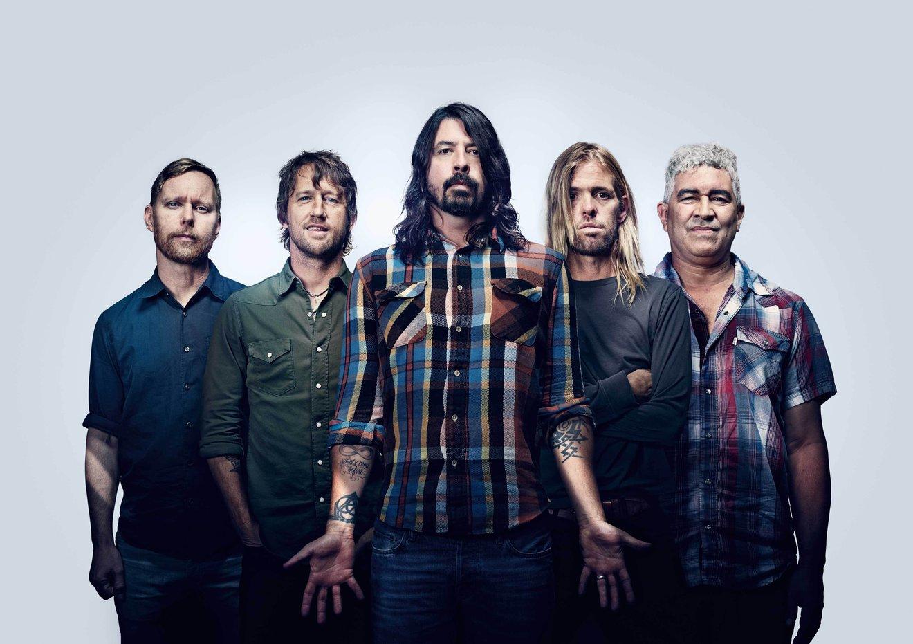 Foo Fighters – Low