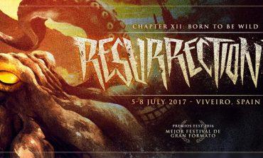 Пълен списък с потвърдените банди за испанския Resurrection Fest