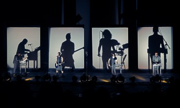 Nine Inch Nailsсподелиха видео от първото им шоу от почти три години насам