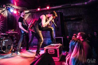 Dash The Effort @ Live & Loud, 2017