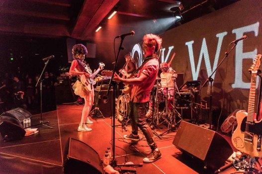 Nik West @ Sofia Live Club, 2017