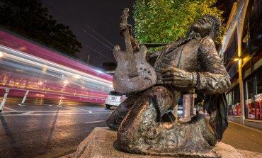 Най-известните статуи на рок-музиканти по света... и у нас