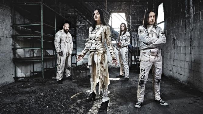 """Вижте Lacuna Coil с още едно видео от """"Live From The Apocalypse"""", """"Veneficium"""""""