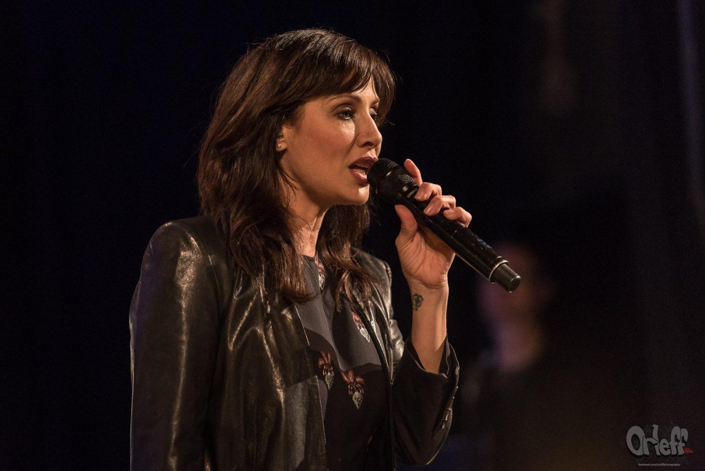 Natalie Imbruglia in Sofia, 2017
