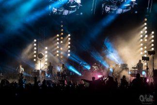 Kings Of Leon @ INmusic festival, 2017