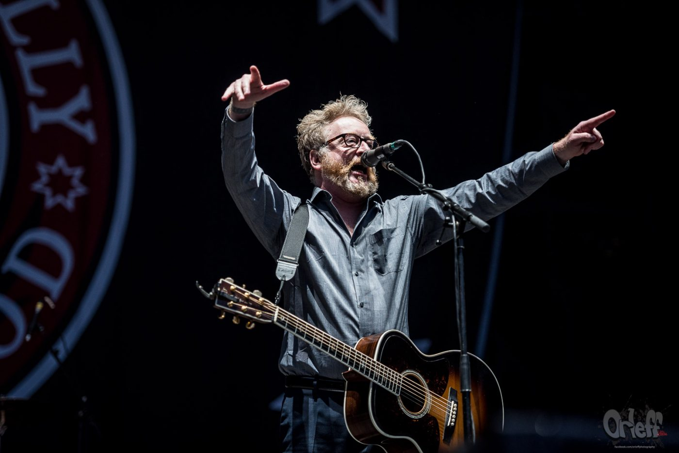 Flogging Molly @ INmusic festival, 2017