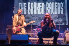 The Broken Ravens @ Midalidare, Rock In The Wine Valley Fest, 2017
