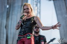 Scarlet Aura @ Midalidare, Rock In The Wine Valley Fest, 2017