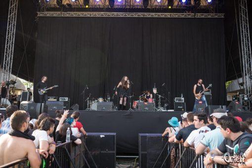 Sevi @ Hills Of Rock Festival, 2017