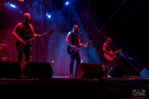 P.I.F. @ Hills Of Rock Festival, 2017