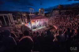 Placebo @ The Roman Theatre, Plovdiv, 2017