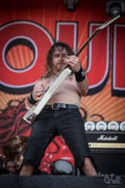 Airbourne @ Nova Rock Festival, 2017