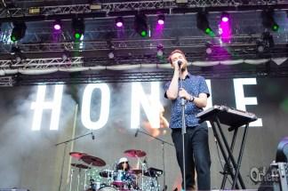 Honne @ Summer Well Festival, 2017