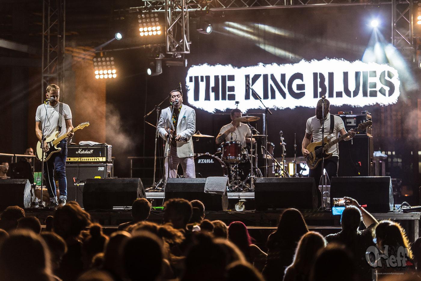 The King Blues @ Street Mode Festival, Thessaloniki, 2017