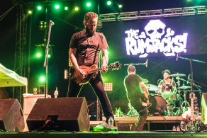 The Rumjacks @ Street Mode Festival, Thessaloniki, 2017